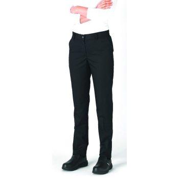 vetipro vente en ligne vetements pro pantalon de cuisine femme adelie noir adelie noir