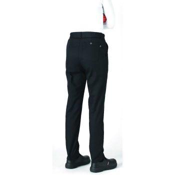 vetipro vente en ligne vetements pro pantalon de cuisine femme adelie noir adelie noir dos