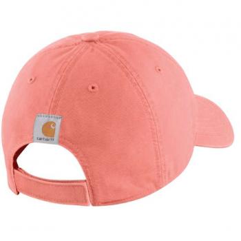 vetipro vente en ligne vetements pro casquette en coton anti transpiration et anti odeurs coral haze 103605 ch 02