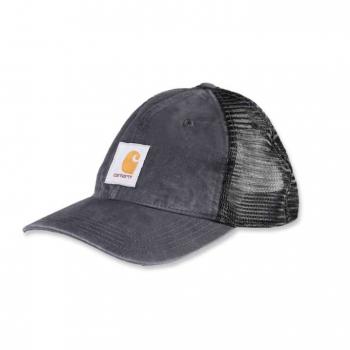 vetipro vente en ligne vetements pro casquette homme en toile anti transpirante avec etiquette carhartt black 100286 black