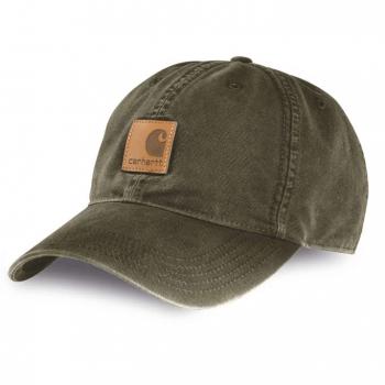 vetipro vente en ligne vetements pro casquette homme en toile anti transpirante avec etiquette carhartt carhartt brown 100289 green army