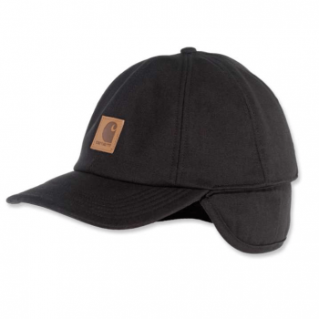 vetipro vente en ligne vetements pro casquette protege oreilles avec isolation carhartt brown a199 black
