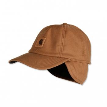 vetipro vente en ligne vetements pro casquette protege oreilles avec isolation carhartt brown a199 brown