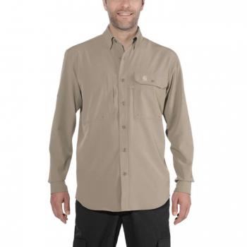 vetipro vente en ligne vetements pro chemise de peche avec upf homme desert 103011 desert