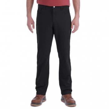 vetipro vente en ligne vetements pro pantalon 5 poches homme en toile extensible coupe reguliere black 102517 black