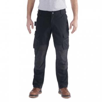 vetipro vente en ligne vetements pro pantalon a poche cargo technique homme steel black 103335 black