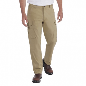 vetipro vente en ligne vetements pro pantalon cargo en toile souple depaisseur moyenne dark khaki 103574 dark khaki