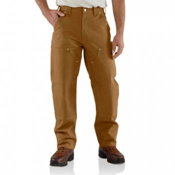 vetipro vente en ligne vetements pro pantalon de travail duck homme coupe large carhartt brown b01 brown