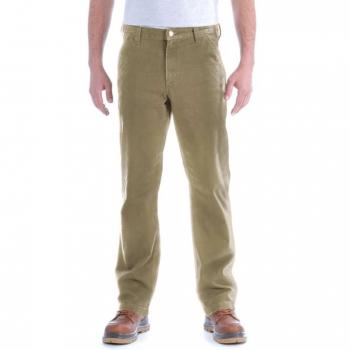 vetipro vente en ligne vetements pro pantalon de travail en toile extensible hommedark khaki 102291 dark khaki