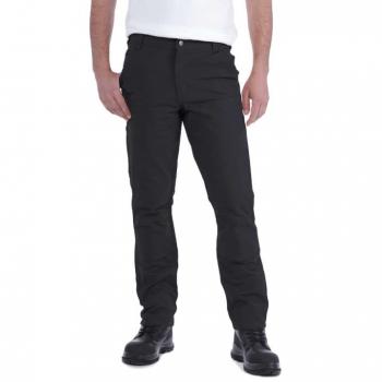 vetipro vente en ligne vetements pro pantalon salopette extensible droit duck homme double a lavant carhartt brown 103340 black