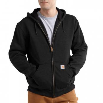 vetipro vente en ligne vetements pro sweat shirt a capuche deperlant zippe a lavant homme coupe large black 100632 black