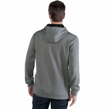 vetipro vente en ligne vetements pro sweat shirt a capuche homme performance coupe reguliere granite heather 102314 granite heather 2