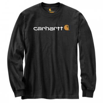 vetipro vente en ligne vetements pro t shirt a manches longues emea logo central carhartt black 104107 black