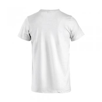 vetipro vente en ligne vetements pro t shirt basic t blanc basic t dos