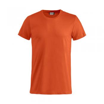 vetipro vente en ligne vetements pro t shirt unisexe basic t jaune copie basic t orange