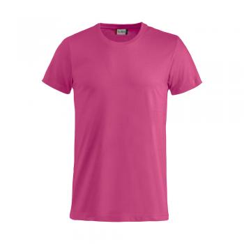 vetipro vente en ligne vetements pro t shirt unisexe basic t rose vif copie basic t cerise